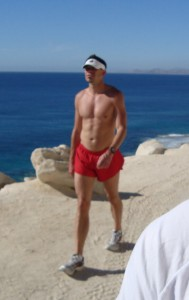 "Defending WS Champion ""out of shape"" in Cabo"