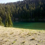 One of the Green Lakes